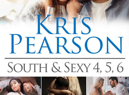 SOUTH & SEXY 4,5,6 by @Krispiewrites is a New Year New Books Fete Pick #steamy #romance #giveaway