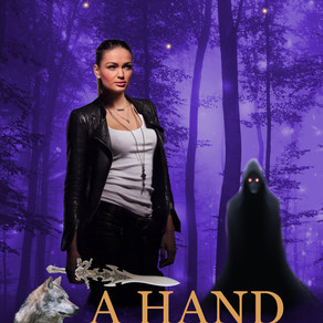 Book Review | A Hand of Magic: #2 - Warlocks by @DianeMoatAuthor #paranormalromance #romanticfantasy