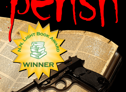 Publish or Perish by Award-Winning Author @kerryblaisdell1 is a New Year New Books Fete Pick