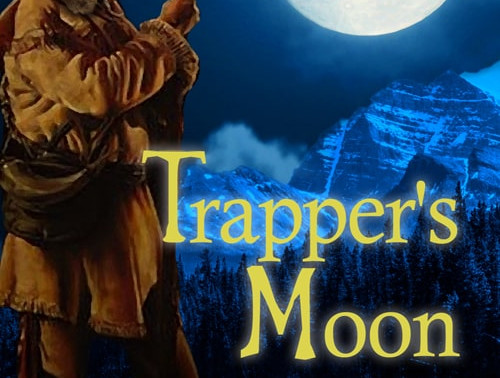 Celebrate #LeapDay with Trapper's Moon by Gini Rifkin #historical #frontier #giveaway