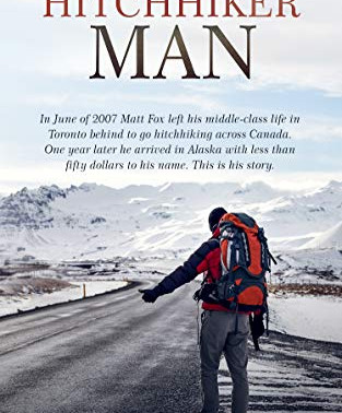 Book Review | The Hitchhiker Man by Matt Fox @HitchhikerMan  #traveladventure #memoir #bookreview