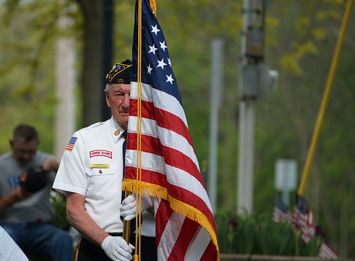 Inspirational Thought | We honor and remember those who sacrificed their lives for our freedom #Memo
