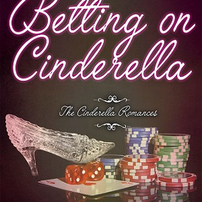 Betting on Cinderella by @authorpetie #bookreview #romance #fairytale #FridayReads