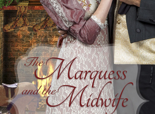 The Marquess and the Midwife by Award-Winning @AlinaKField #ChristmasinJulyFete #giveaway #Regency #