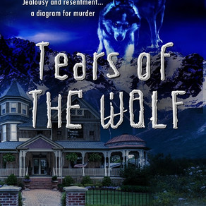 Tears of the Wolf by @sbuchbinder is a Scary Reads for Halloween pick #paranormalromance #halloween