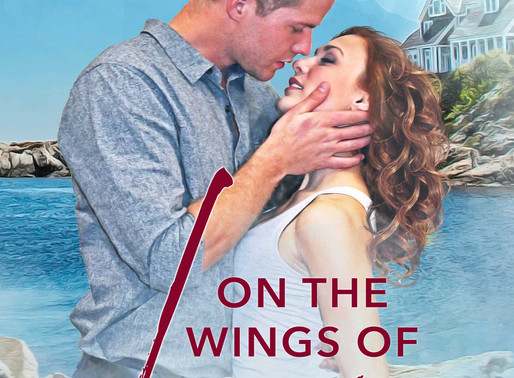 On the Wings of Love by @alannalucas27 is a Shake Off Winter Doldrums Festival Pick #romance