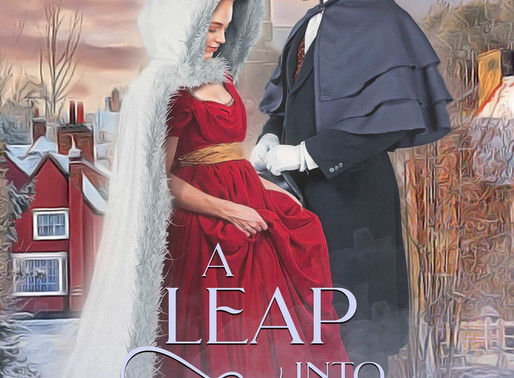 Celebrate fathers with A Leap Into Love by Bestseller @AlinaKField #Regency #fathersday #giveaway