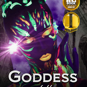 Goddess of the Wild Thing by Award-Winning Author @pdeblassieiii is a Snuggle Up Readathon Pick #thr