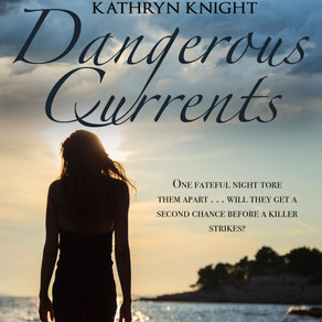 Will They Get A Second Chance Before A Killer Strikes? Dangerous Currents by Bestselling Author  @k_