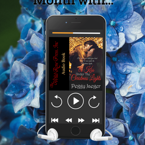 Celebrate Audiobook Month with A Kiss Under the Christmas Lights by Award-Winning @peggy_jaeger #hol