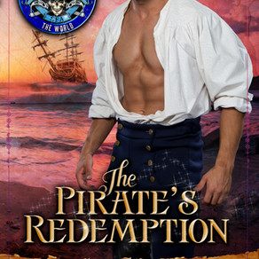 Book Review | The Pirate's Redemption by USA Today Bestseller @RuthACasie #medivalromance #pirat