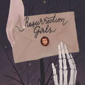 Book Review | Resurrection Girls by @AvaMorgyn #yalit #magicalrealism #bookreview #netgalley