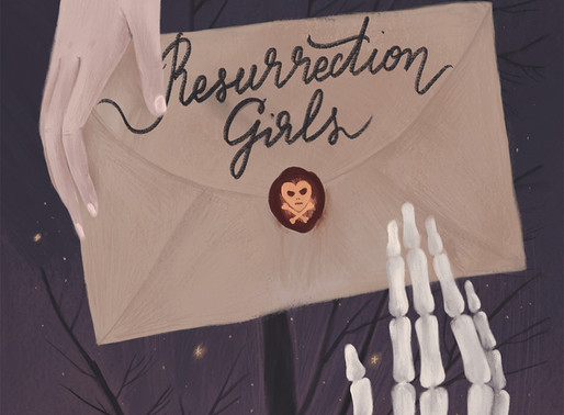 Book Review   Resurrection Girls by @AvaMorgyn #yalit #magicalrealism #bookreview #netgalley