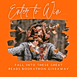 Fall Into These Great Reads Bookathon Gi