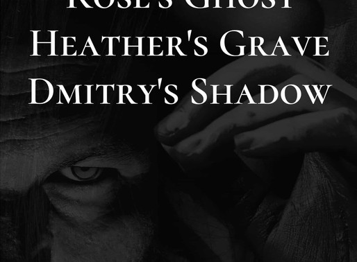 Rose's Ghost – The Trilogy by Theresa Dale is a Mystery and Suspense Festival pick #thriller
