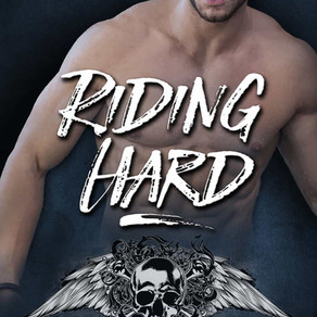 Book Heaven Wednesday presents Riding Hard, Hell Ryders MC #4 by @JL_Sheppard #eroticromance #mcroma