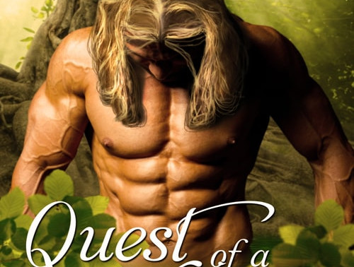 Celebrate Ireland with Quest of a Warrior by @m_morganauthor #Irishmythology #romance #99cents