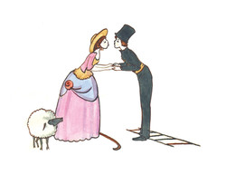 «Пастушка и Трубочист»