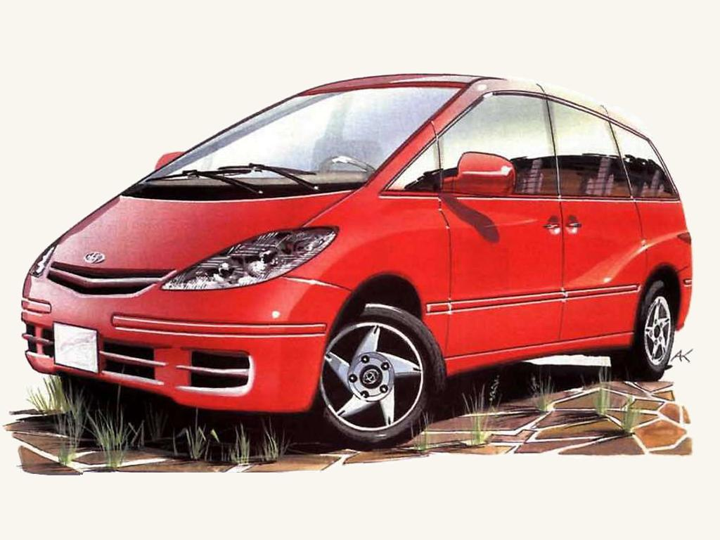 Toyota-Previa