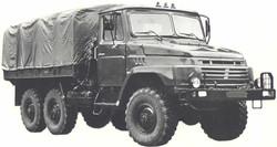 1989 prototyp of neavy-duty truck