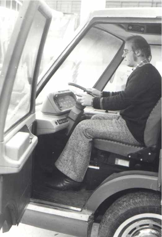 1980 me and my interior-project of minibus