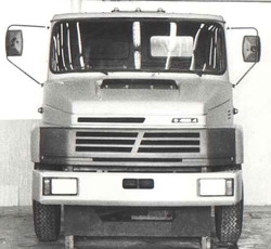 1989 my project of ZIL-truck