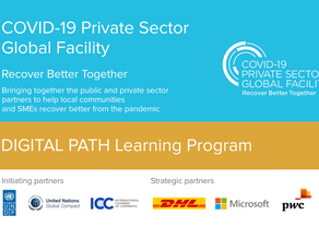 The Global Facility launches Digital Path: An E-Learning platform suitable for development context