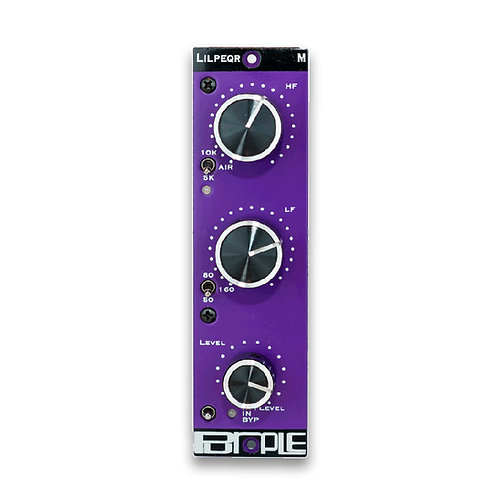 Purple Audio Lilpeqr EQ