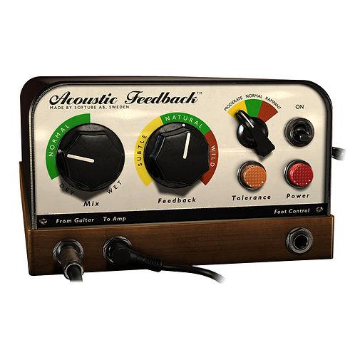 Softube Acoustic feedback