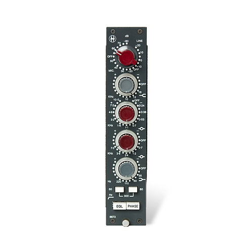 Heritage Audio 6673 Module