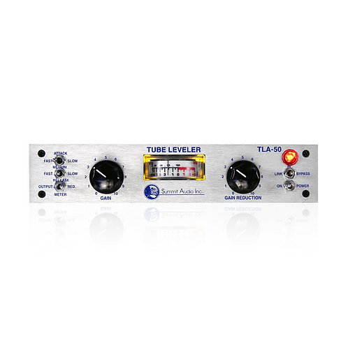 Summit TLA-50 Tube Leveling Amplifier