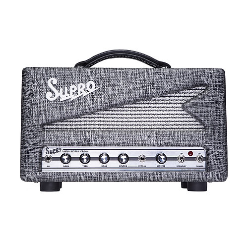 Supro 1605RH Spring Reverb Head