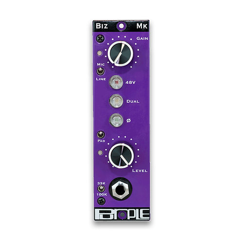 Purple Audio Biz PreAmp