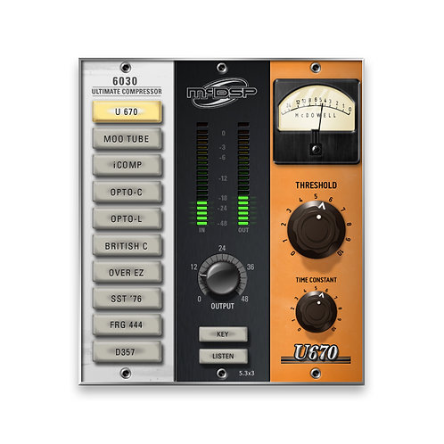 McDSP Ultimate Compressor Native