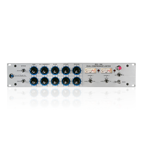 Summit DCL-200 Dual Tube Compressor