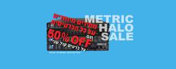 Metric Halo Sale