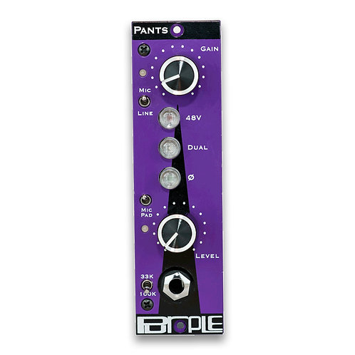Purple Audio Pants PreAmp