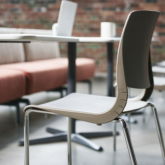 TEKNION VARIABLE CHAIR