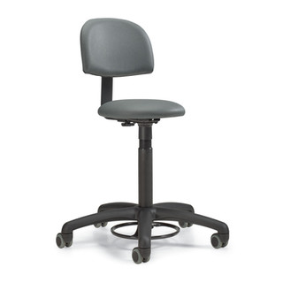 GLOBALCARE FOOT ACTIVATED STOOLS