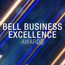 Bell Business Award Logo