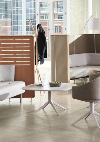 TEKNION ZONES SOFT SEATING