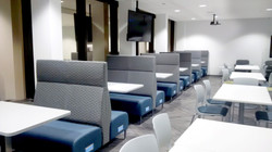 LUNCHROOM AND LOUNGE