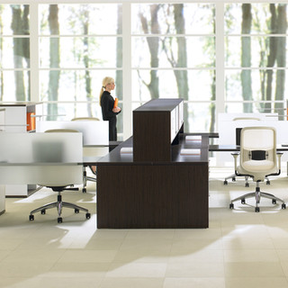 TEKNION EXPANSION DESKING