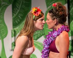 Aloha Say the Pretty Girls