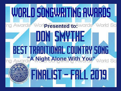 World Songwriting Awards