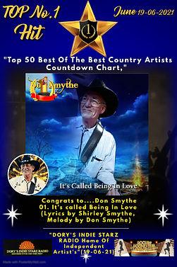 Top No1 HIT-It's Called Being In Love.jpg