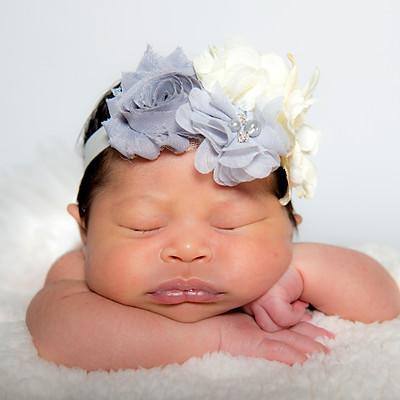 Diva Infant Shoot