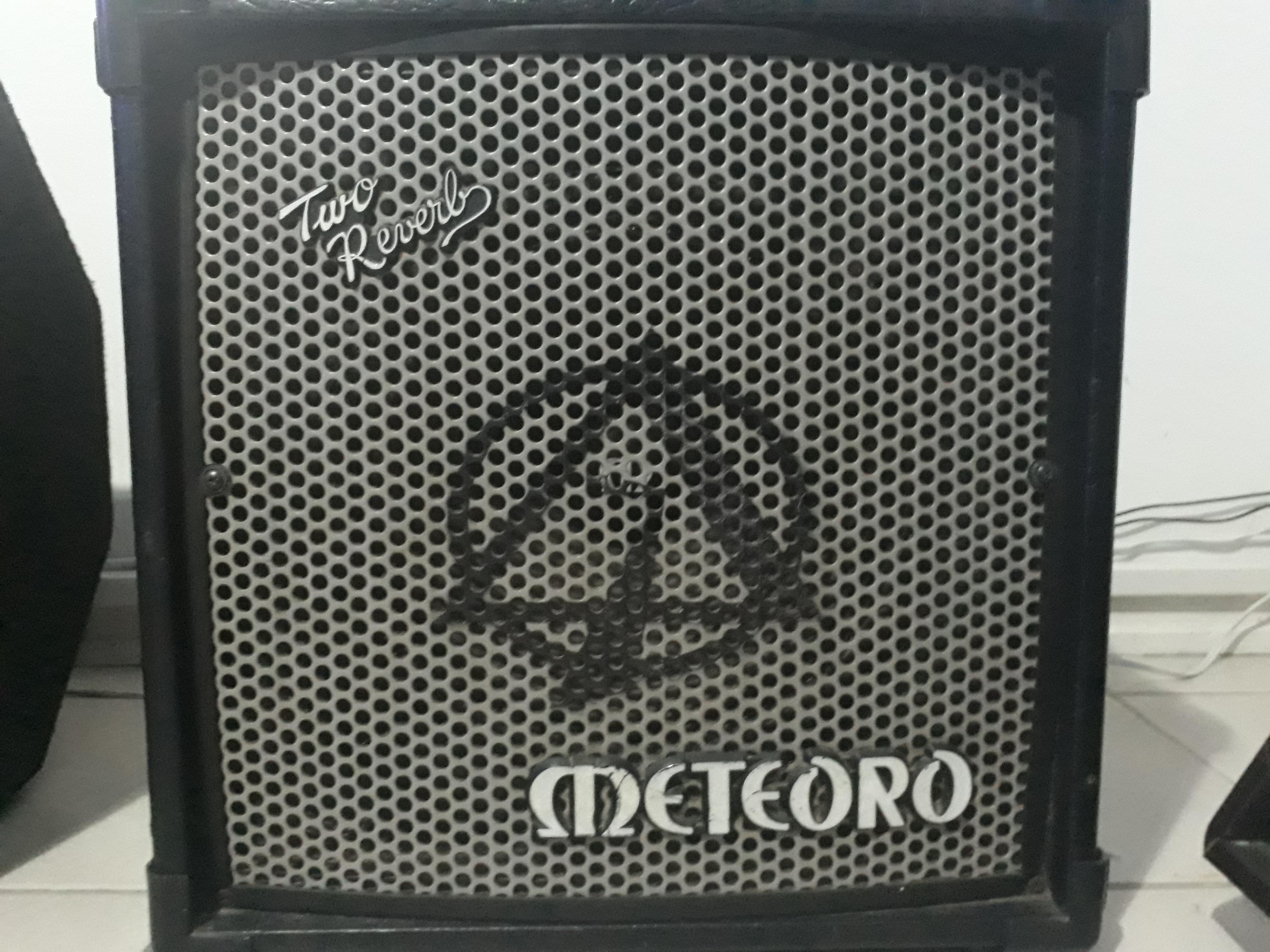 Ampli de guitarra RX100