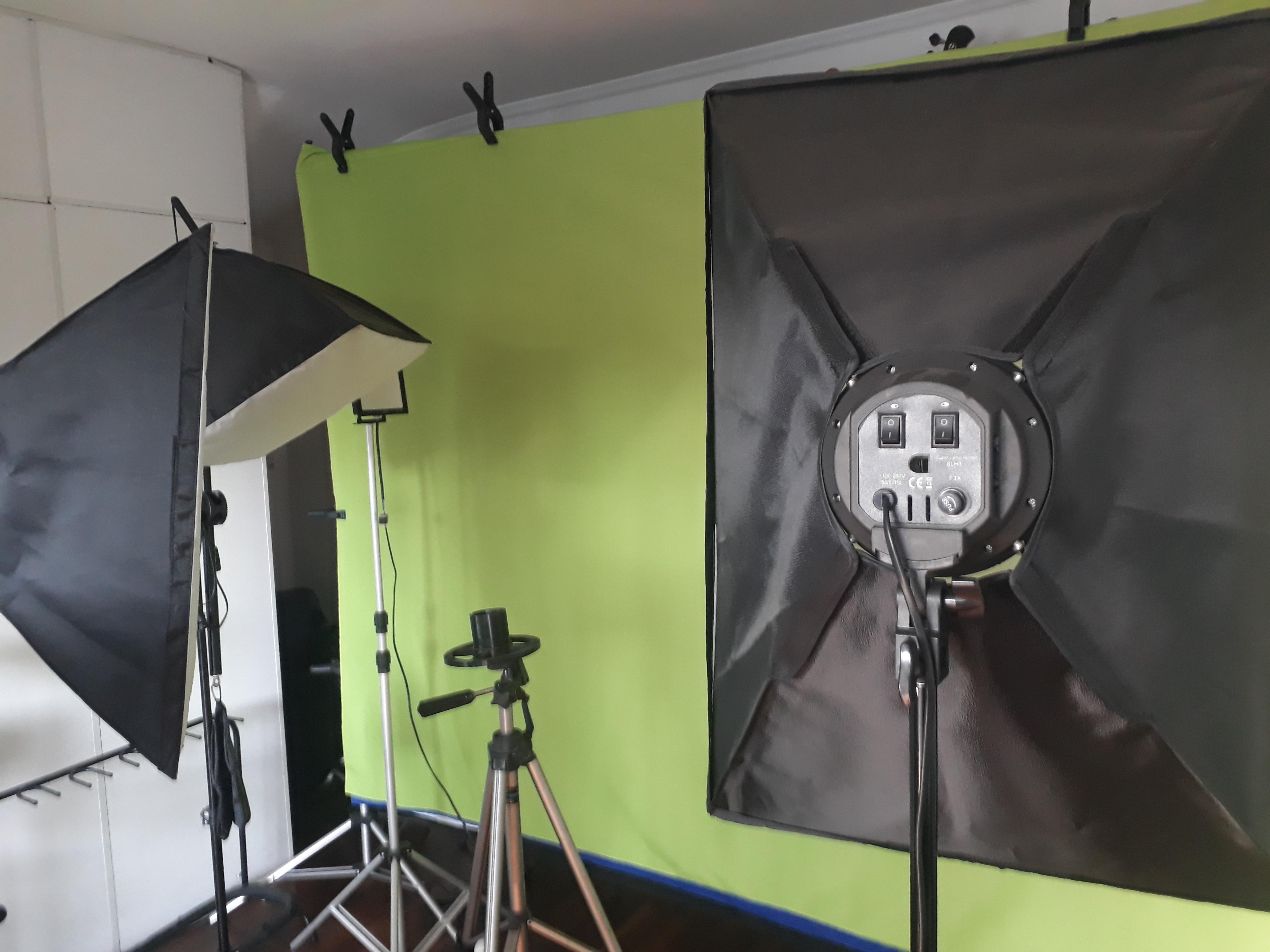 Vídeos Chroma Key