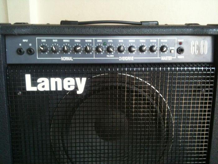 LANEY - GC 80